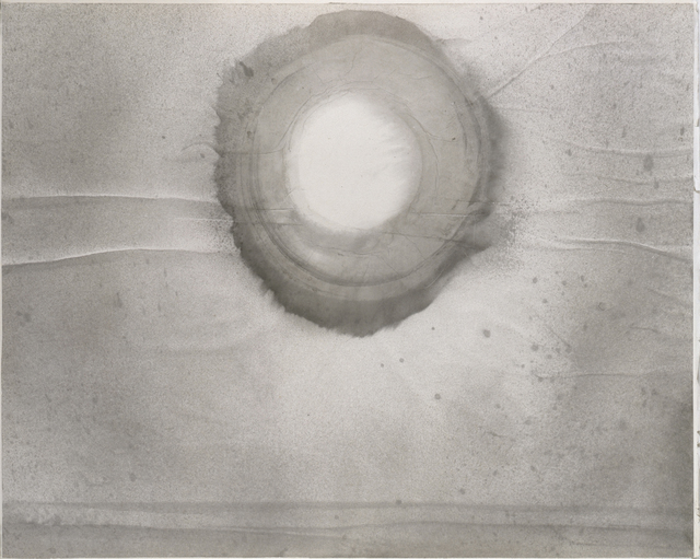 , 'Stage design for the opera. Snow in August No.1,' 2002, Musée d'Ixelles