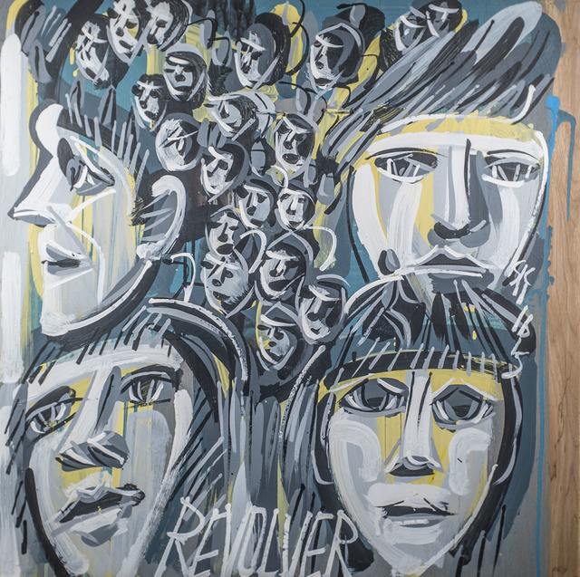 , 'Beatles - Revolver,' 2015, Subliminal Projects