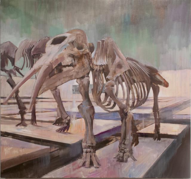 , 'Mastodon,,' 2012, Postmasters Gallery
