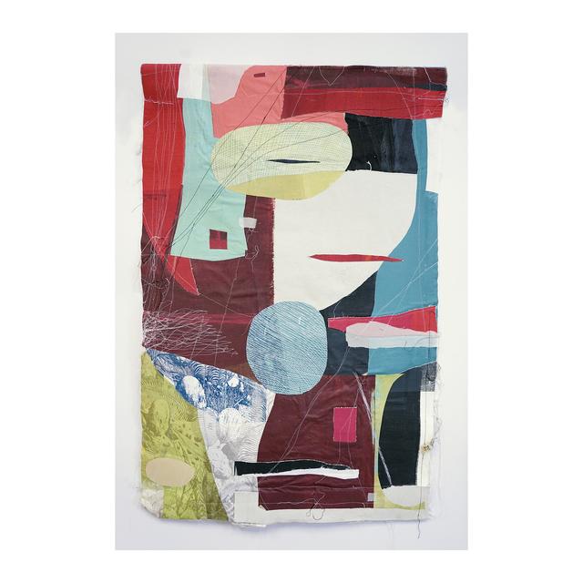 , 'Fabric series 4,' 2018, Galleria Varsi