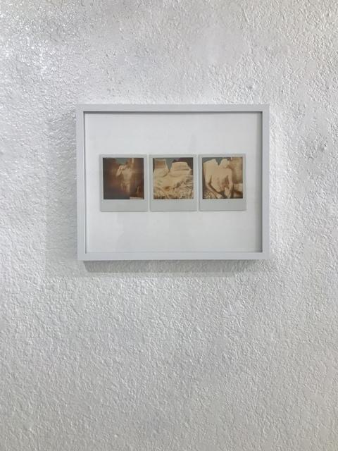 , 'Untitled (Three Polaroids),' 2013, Superposition