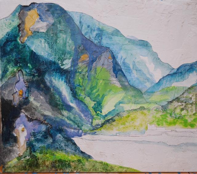 , '空 ‧ 山 Invisible Mountain,' , MOCA Taipei