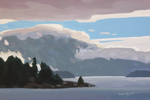 , 'Keats Island,' , Madrona Gallery