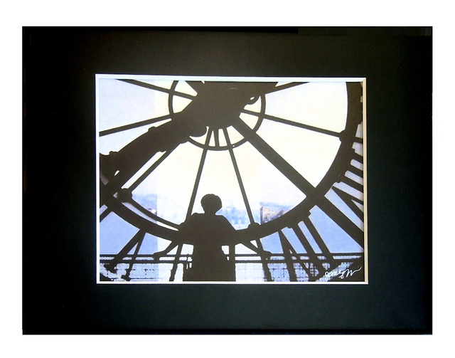Jane Sklar, 'Orsay', 2018, Photography, Digital Photography Collage, The Galleries at Salmagundi