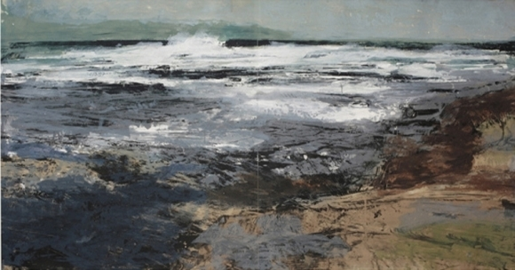 , 'Shoreline,' 2012, Stoney Road Press