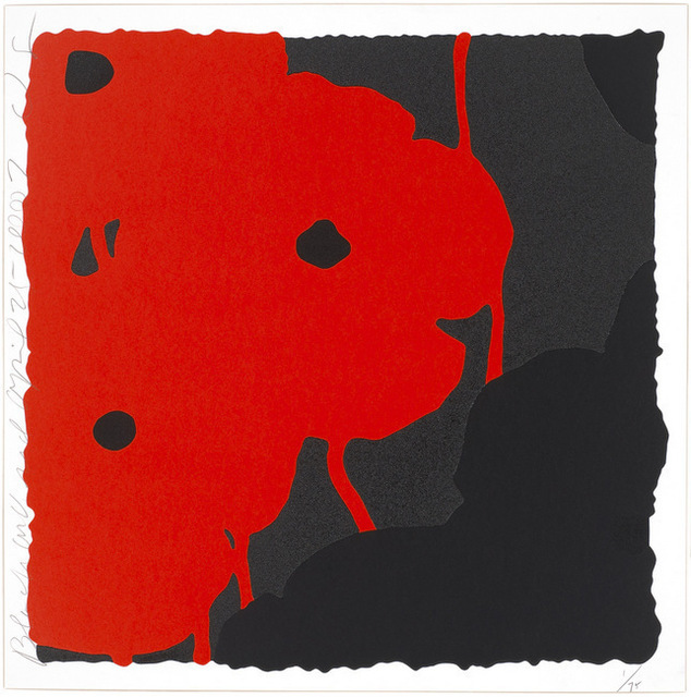 , 'Black and Red, April 25, 2007,' 2007, Heather Gaudio Fine Art
