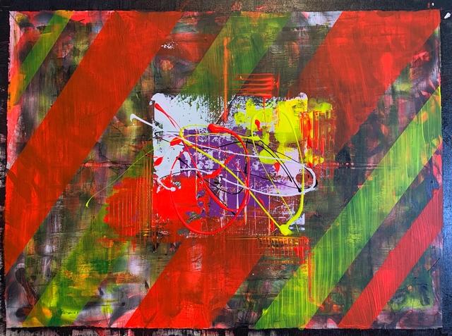 Don Benjamin, 'hazard', 2019, Forever Art Gallery