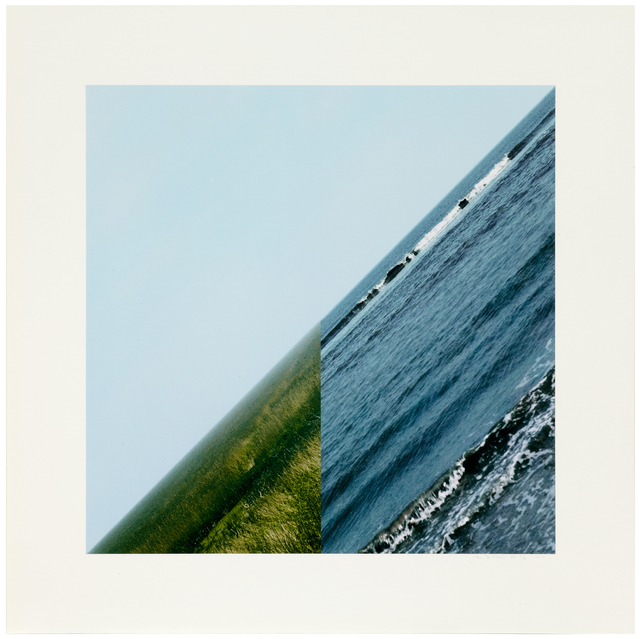 , 'Land-Sea Horizon 2,' 2011, Cristea Roberts Gallery