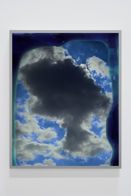 , 'Untitled #8 (Sky Leaks),' 2016, Division Gallery