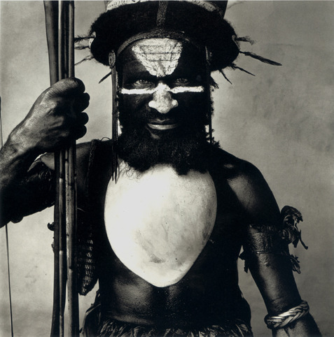 , 'Tambul Warrior, New Guinea,' 1970, Pace/MacGill Gallery