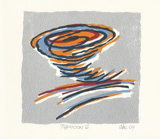 , 'Typhoon 2,' 2009, Herringer Kiss Gallery