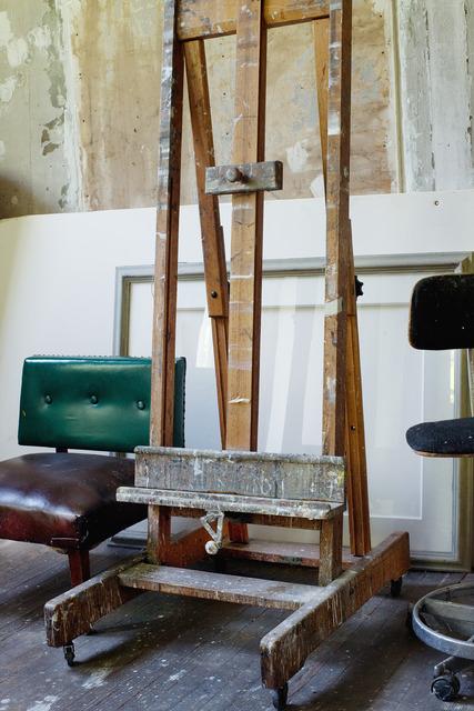, 'Easel,' 2010, Hammer Museum