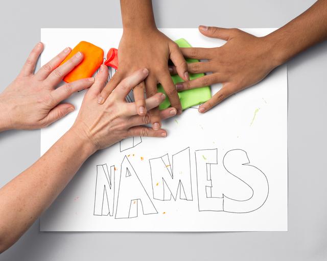 , 'NAME NAMES,' 2015-2016, Galerie Antoine Ertaskiran
