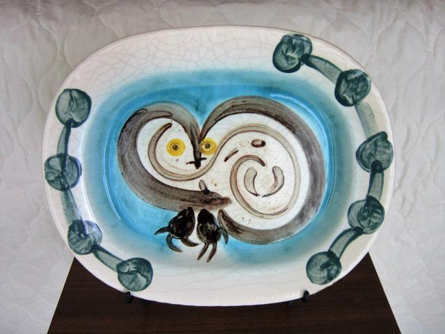 , 'Wood Owl,' 1948, New River Fine Art