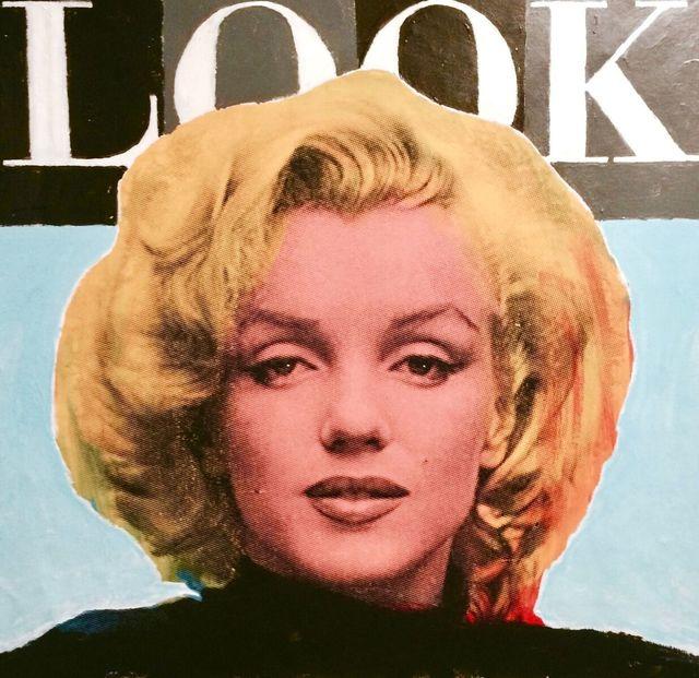 , 'LOOK Marilyn ,' 2017, Artist's Proof