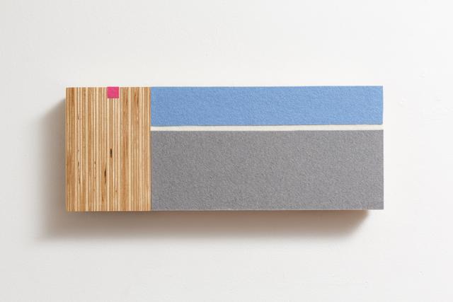 , 'Horizontal Block 1,' 2014, Galleri Urbane