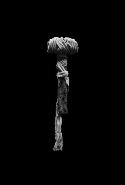 , 'Bound Hammer,' 2017, Galerie Michaela Stock