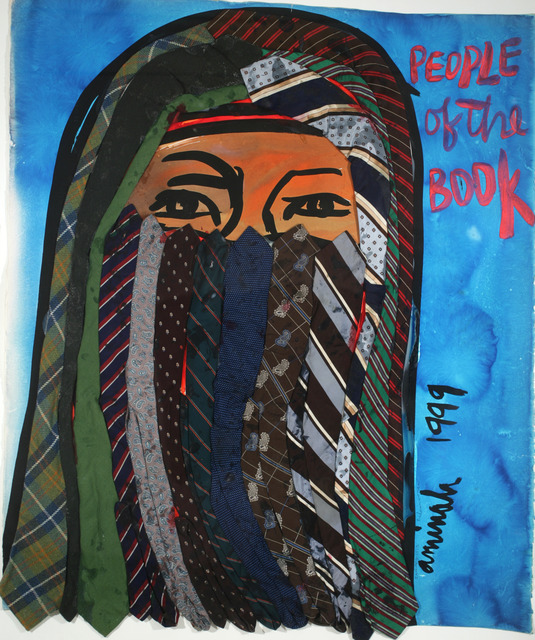 , 'People of the Book: Bedouin Woman,' 1999, ACA Galleries