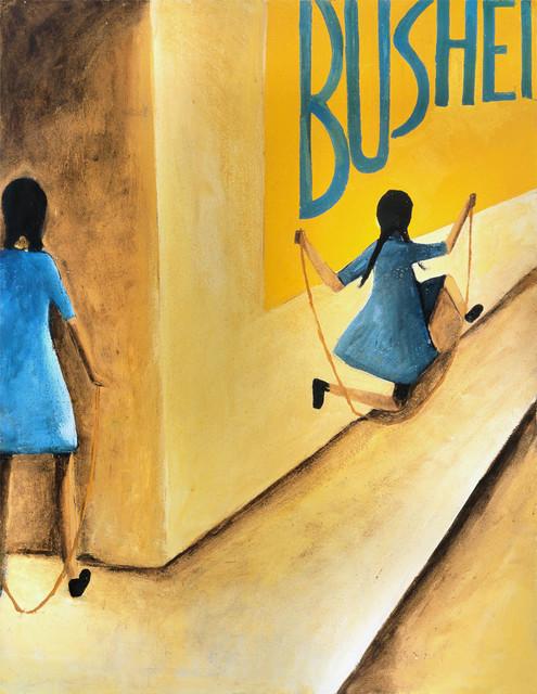 Charles Blackman, 'Skipping Girls', 1954, Angela Tandori Fine Art