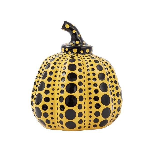 Yayoi Kusama, 'Pumpkin Object (Yellow)', 2010-2019, Design/Decorative Art, Polyresin, Curator Style