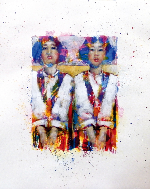 , 'Two Girls,' , Simard Bilodeau Contemporary