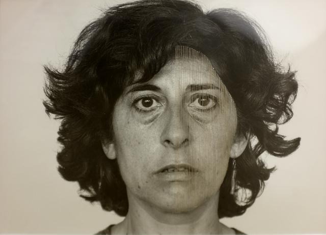 , 'Autoportrai Version Luxe,' 1983, espaivisor - Galería Visor