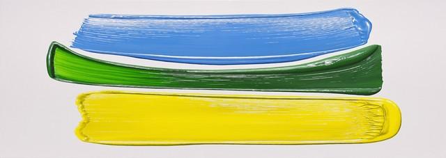 Robert Sturmhoevel, 'Landscape Dots (Schwalm)', 2017, Evelyn Drewes Galerie