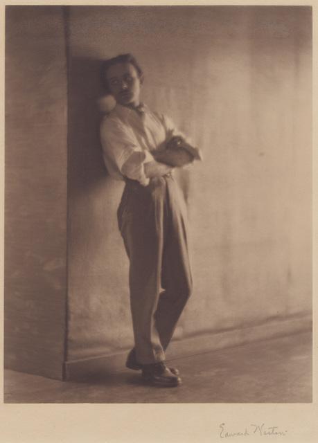 , 'Frank Albert Gregory,' ca. 1922, Scott Nichols Gallery
