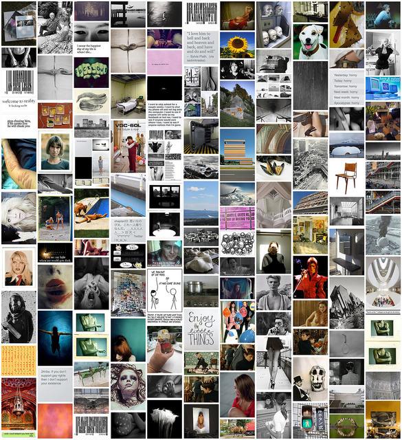 , 'Tumblrwork 2,' 2012, PRISKA PASQUER