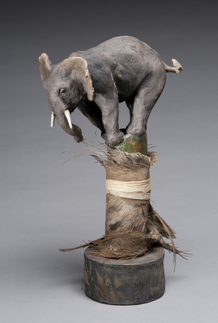 , 'Elephant,' 2016, Lacoste Gallery