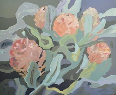 , 'Banksia Wonderland,' 2019, Margaret River Art Gallery