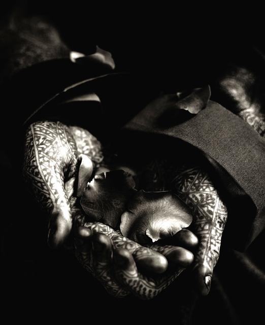 , 'Flower Seller's Hands, Marrakesh,' 1989, Opiom Gallery