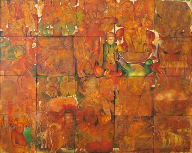 """, '""""Ground Zero"""" (20 pieces)/""""Sıfır Noktası"""" (20 parçalı),' 2014, Galeri 77"""