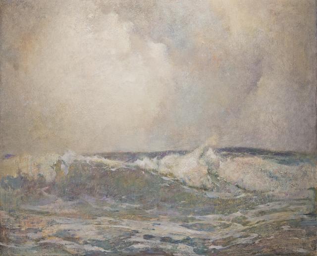 , 'Breakers,' 1908, Taylor   Graham