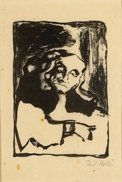 , 'Faust,' 1911, Galerie Herold