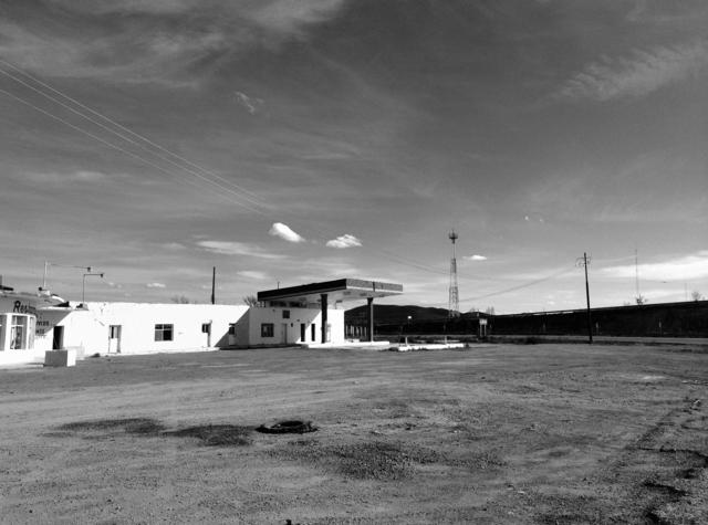 , '26 Used to be Gasoline Stations (Matehuala, San Luís Potosí),' 2007-2015, Machete