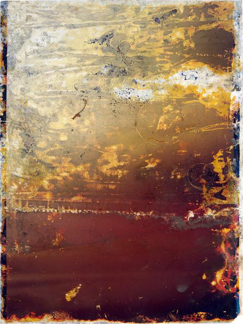 Ryan Foerster, 'Julie Shower/Hurricane/Suns', 2006-2013, Photography, Chromogenic print and debris, Phillips
