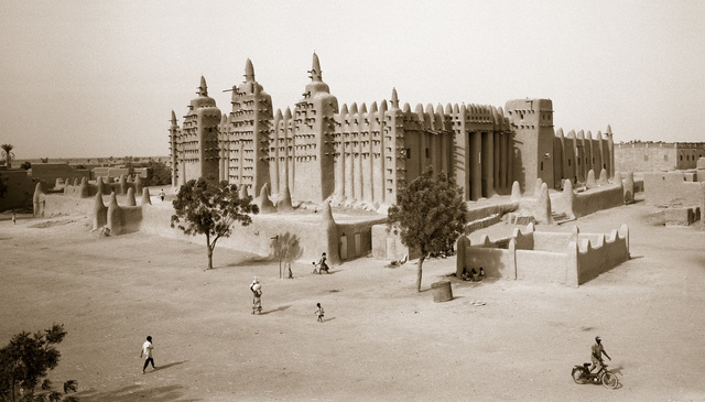 , 'The Grand Mosque at Djenne, Mali,' , Atlas Gallery