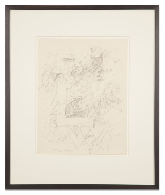 , 'UNTITLED, DECEMBER 21, 1961,' 1961, Kohn Gallery