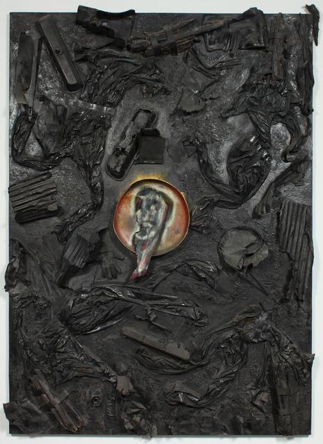 , 'Jesus Christ in the Coal Mine,' 2003, Bill Lowe Gallery