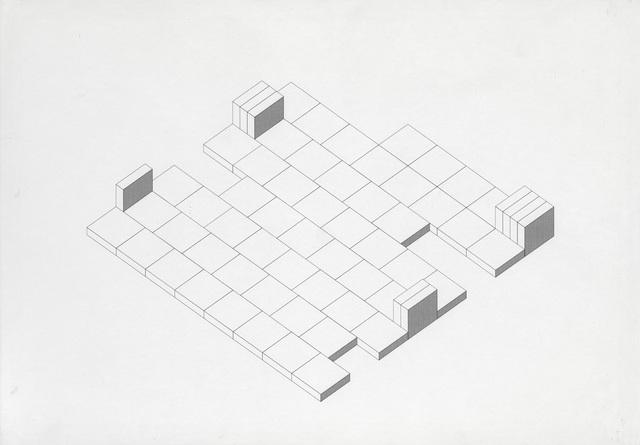 , 'Drawing 48,' ca. 2000, Waterhouse & Dodd