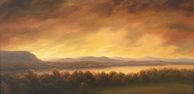 Jane Bloodgood-Abrams, 'Roiling Sky', 2014, Madelyn Jordon Fine Art