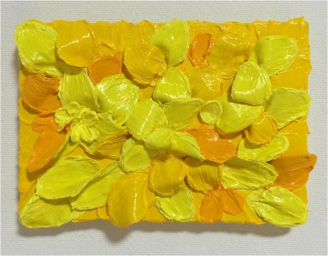 , 'INFINITY Yellow No4,' 2017, Gallery Seizan