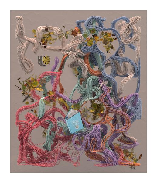 , 'Rauschzeit A.D. 2017,' 2017, Galerie Reinhard Hauff