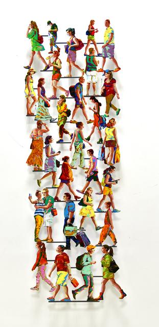 David Gerstein, 'STREET VIEW街景', 2018, Artrue Gallery