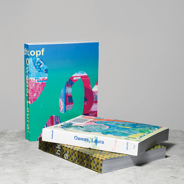 Laura Owens, 'Laura Owens Catalogue First Edition', 2017, MOCA