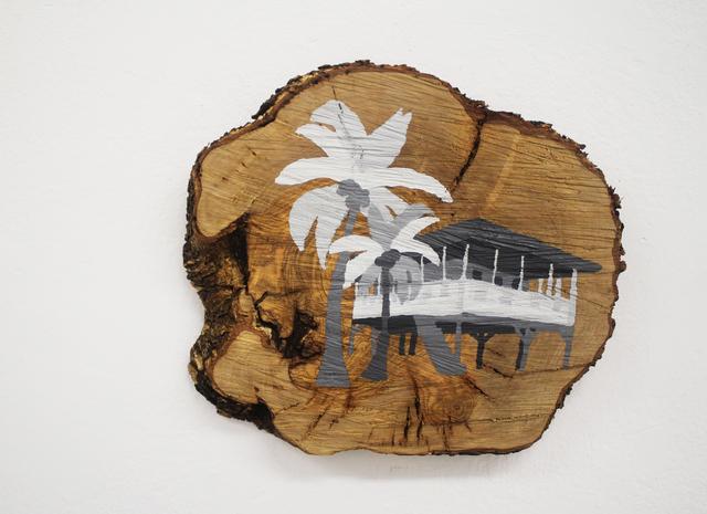 , 'Paisaje 4,' 2015, Galería Weber-Lutgen