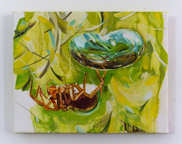 Stephen Bron Gurtowski, 'Spider in the rain', 2019, Albert Merola Gallery