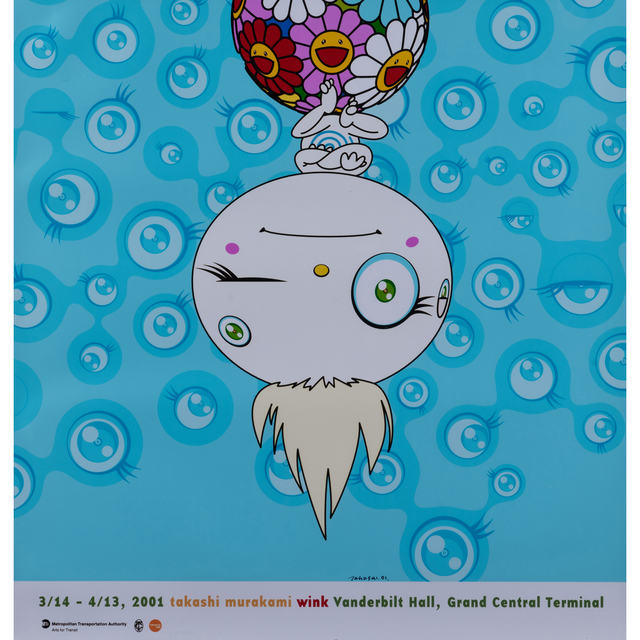 Takashi Murakami, 'Wink', 2001, PIASA