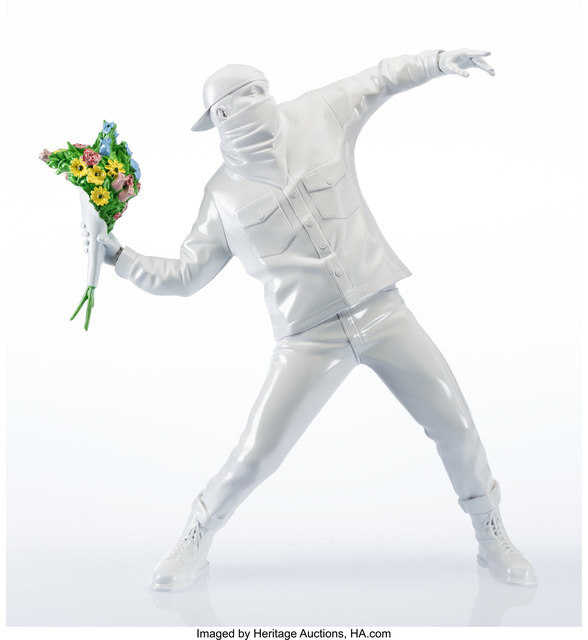 Banksy, 'Flower Bomber', 2016, Heritage Auctions